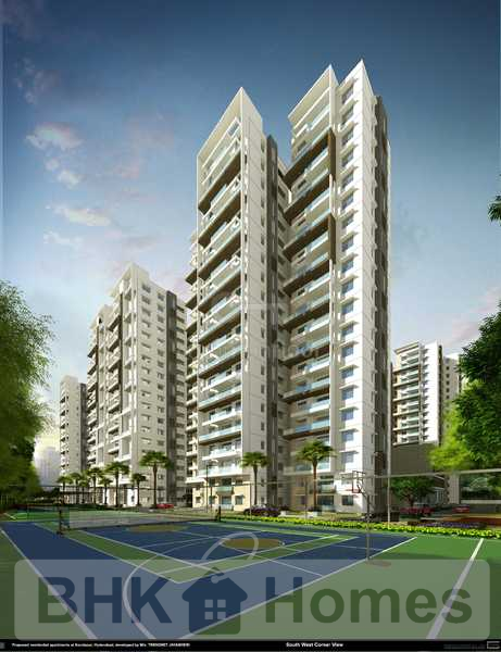 3 BHK Apartment for Sale in Kondapur